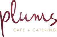 plums cafe + catering