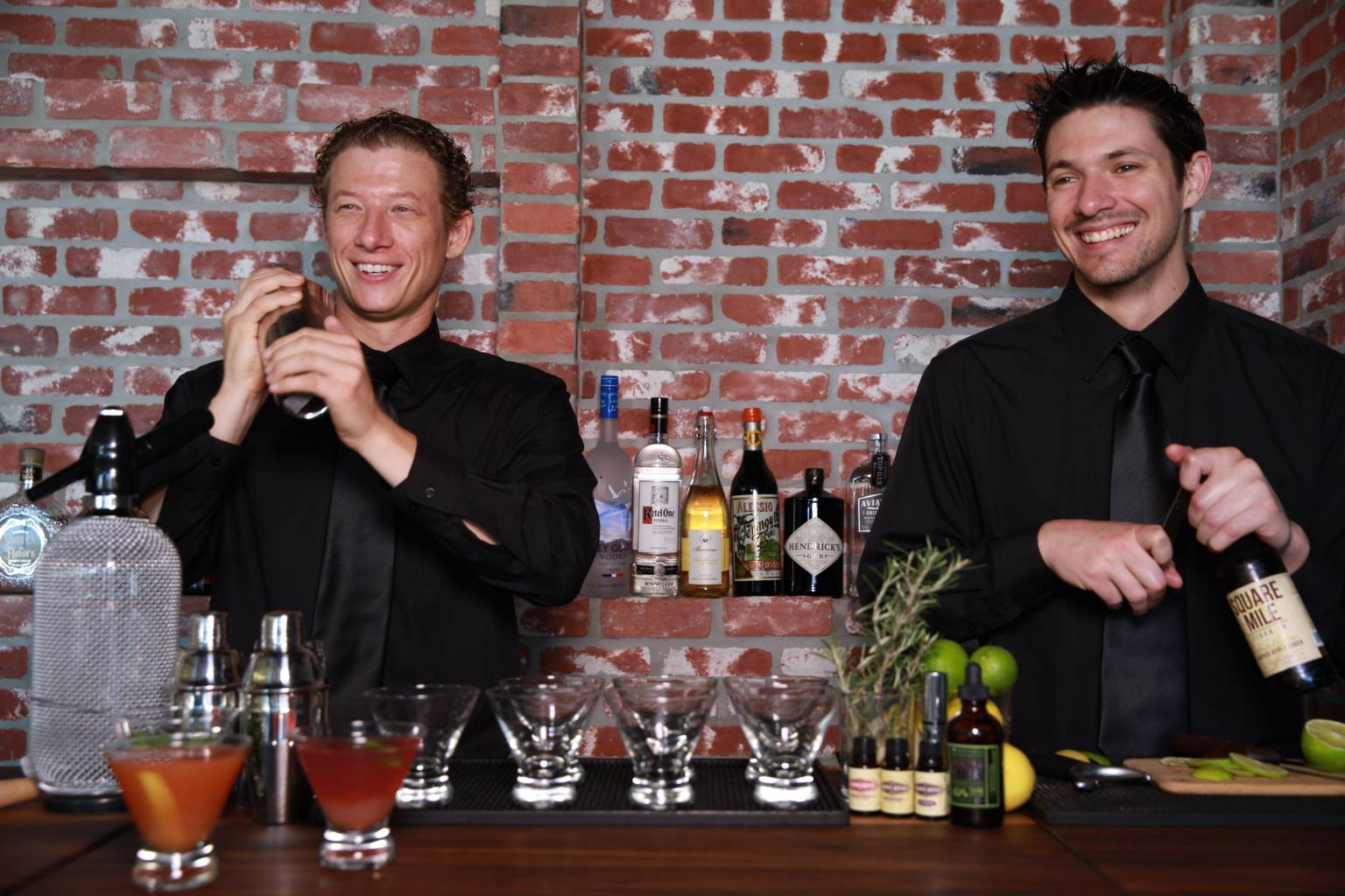 Craft Bartenders
