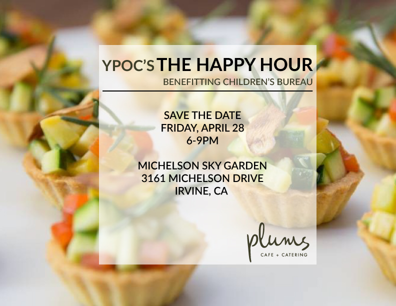 YPOC's the Happy Hour