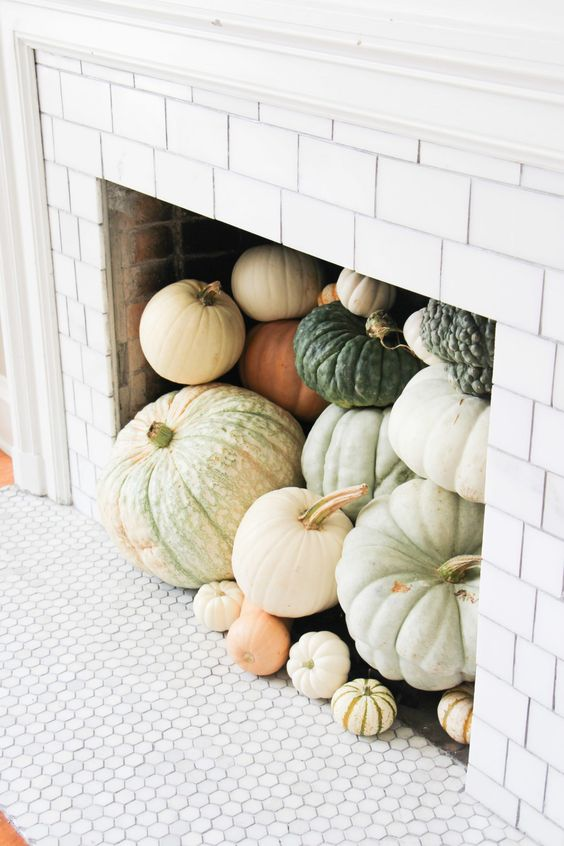 Decor Concept for Modern Fall Catering Event