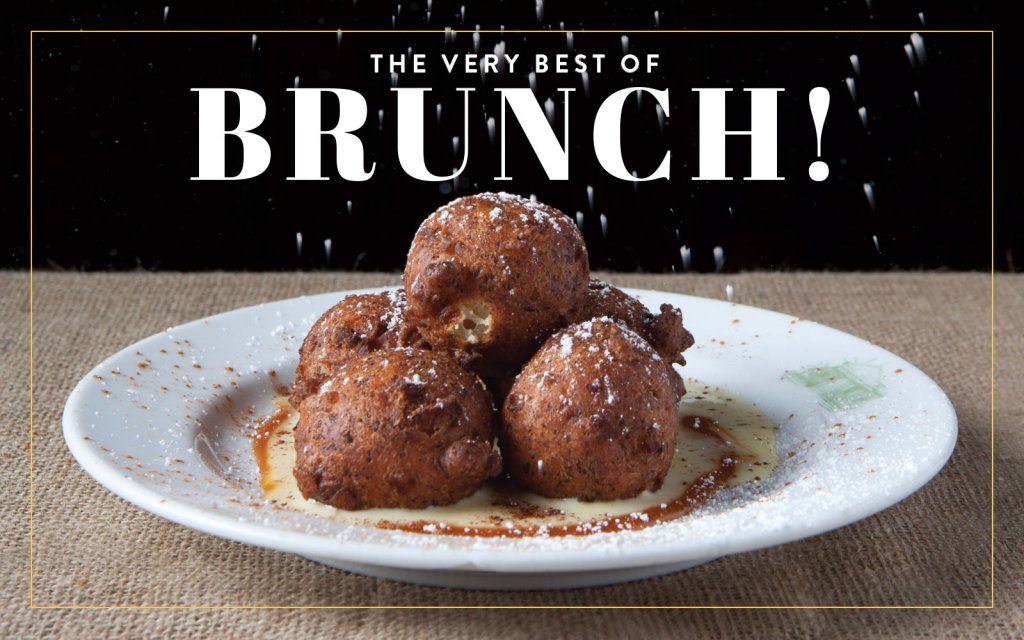 Best Brunch Award, Cover photo for article (not us)